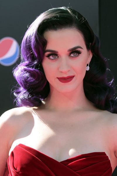 Katy Perry en concert pour Obama !