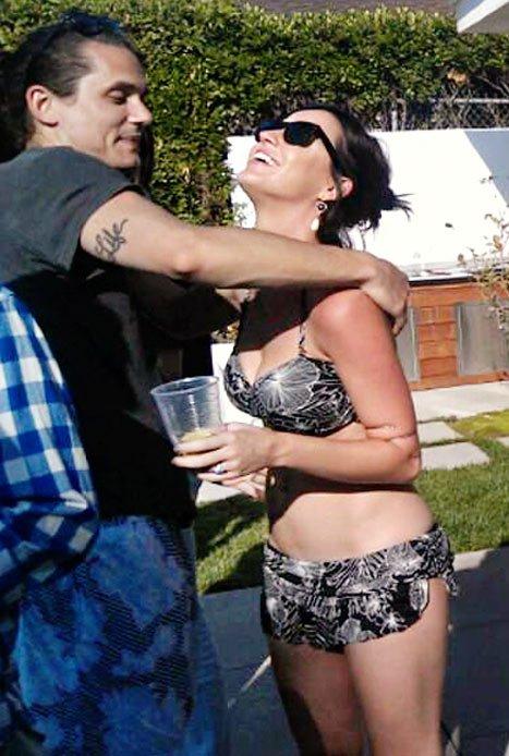 Katy, de nouveau célibataire