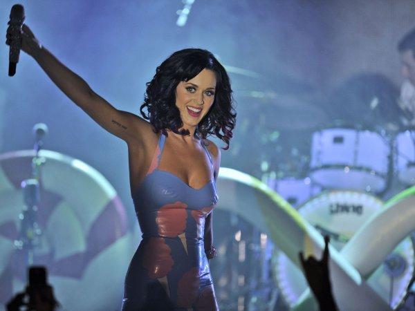 Katy Perry : Sa petite culotte pour Obama, le cadeau de la victoire ?