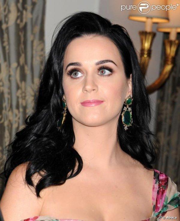 Celebration of Dreams => Katy vient en aide aux adultes malades !