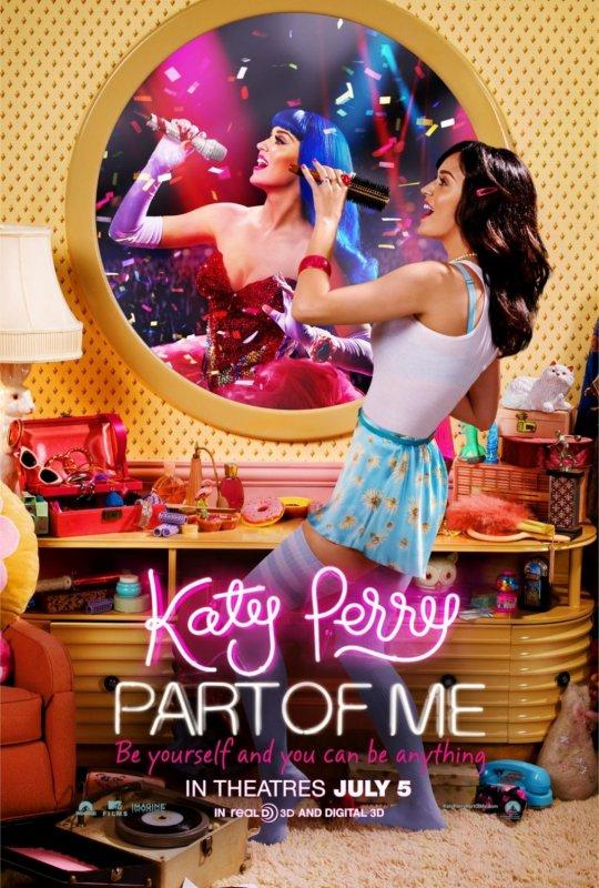 Katy a une soeur cachée ! / Nouvelle colaboration pour des parfums ! (+ lien d'achat de Purr & Meow) / Rappel sortie de Part Of Me 3D (+ lien de commande !)