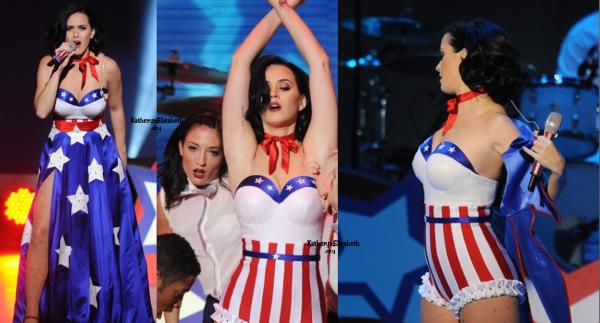 19/01/2013 : Katy, encore sur scène pour Obama et les militaires //  Katy & John à Hawaii // Petites rumeures....