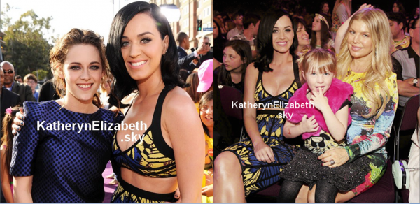 23/03 : Katy aux Kid's Choice Awards 2013