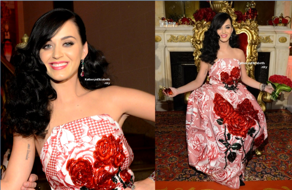"+  02.05 : Le nouveau parfum de Katy, ""Killer Queen"" est à l'honneur ! // (+ Follow me now on Twitter ! )"