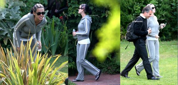 """04/06 : Katy sur le tournage de la série """"The Kroll"""" // 06.06 : Katy & Adam Levine quittant le studio à LA //  07.06 : Nouvelle photo en studio avec PopChips !"""