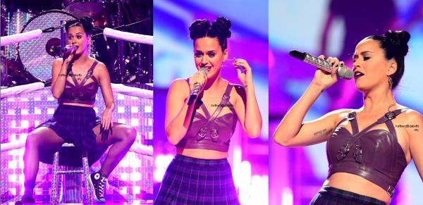 +  20.09 : Katy au I Heart Radio Festival // + Nouvelle photo promo de PRISM // + Liste complète des titres de PRISM // + Katy nominée aux MTV EMA 2013