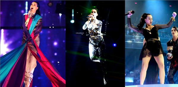 15.11 : Emission 1Live (Allemagne) //  Making Of de ROAR + Teaser clip de Unconditionally //  +  10.11 : MTV EMA 2013 // + Infos