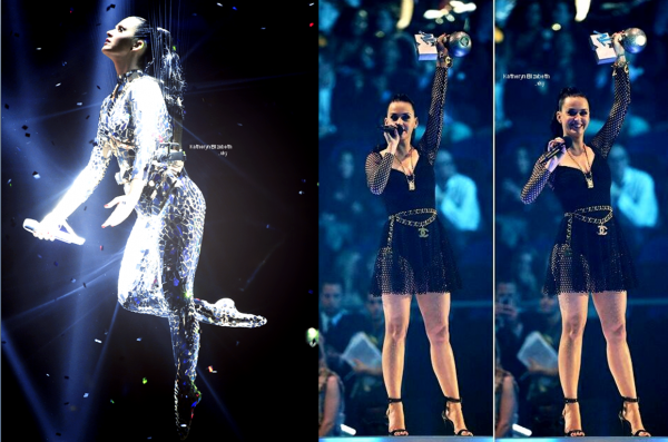 15.11 : Emission 1Live (Allemagne) //  Making Of de ROAR + Teaser clip de Unconditionally //  +  10.11 : MTV EMA 2013 // + Infos