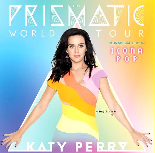 Clip : Unconditionally // David Blaine : Real Or Magic  20.11 : Jaty à NY // KP et des amis à Miami // Poster PRISMATIC TOUR + VIDEO