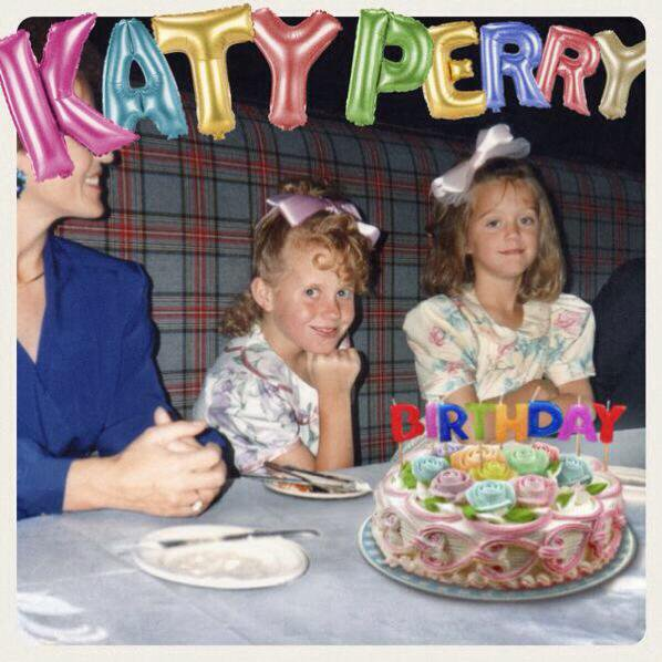 +  Pochette de Birthday // Couverture de Cover Girl // TWITTER + INSTAGRAM