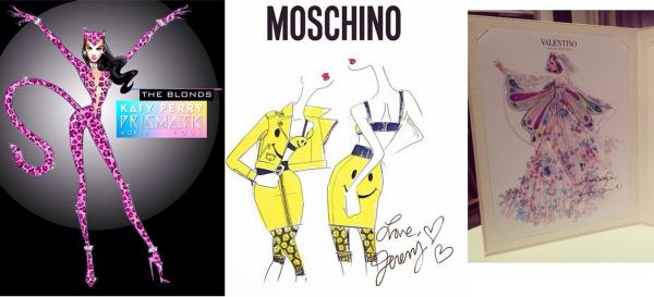 +  26.04 : Katy & Neil Patrick Harris // 25.04 : Anniversaire de Major Lazer // Vidéo Intro I ♥ Radio Music Festival // PRISM (Accoustic Sessions) // Costumes PWT // + INFOS