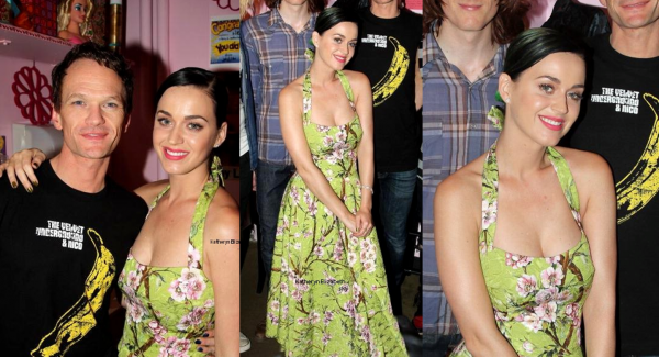 +  26.04 : Katy & Neil Patrick Harris // 25.04 : Anniversaire de Major Lazer // Vidéo Intro I ♥ Radio Music Festival // PRISM (Accoustic Sessions) // Costumes PWT // + INFOS
