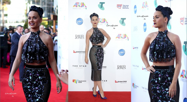 +  26.11 : ARIA Awards (Sydney) // 22.11 : American Music Awards // 21.11 : Katy en Bikini (Australie) // PROMO : SuperBowl // PUB : CoverGirl // + INFOS