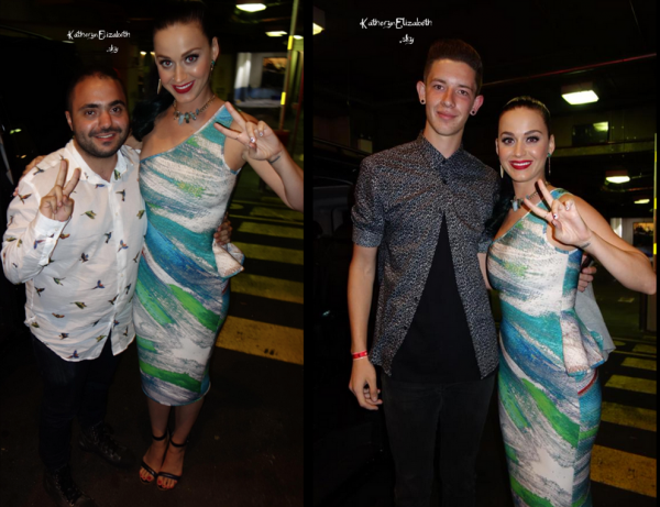 +  26.11 : ARIA Awards (Sydney) // 22.11 : American Music Awards // 21.11 : Katy en Bikini (Australie) // PROMO : SuperBowl // PUB : CoverGirl // + INFOS