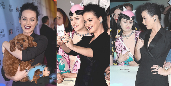 + 30.03 : Chanel's Party // 28.03 : Film - Berrymore Theater // 26.03 : Avant-premiere PWT. // + PUB CoverGirl // INSTAGRAM // INFOS !
