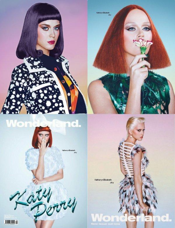 + Shoot : Magazine Wonderland // Nouvelle musique // INSTAGRAM // + INFOS