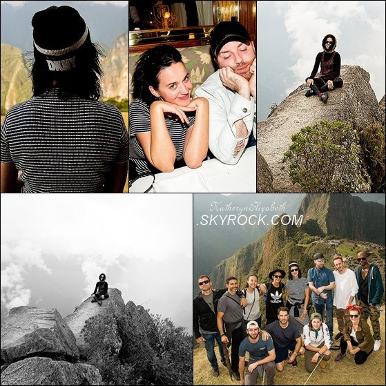 +  16.10 : Sarao's Bar // 13.10 : La Colmenita // 24.09 : Machu Picchu // Just Dance 2016 : TIHWD // INSTAGRAM // + INFOS