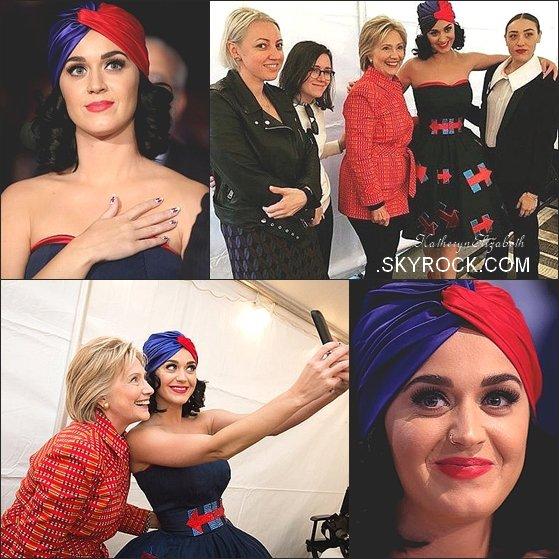 +  24.10 : Meeting Hillary Clinton, Des Moines (USA) // Campagne H&M : Photos // INSTAGRAM // + INFOS