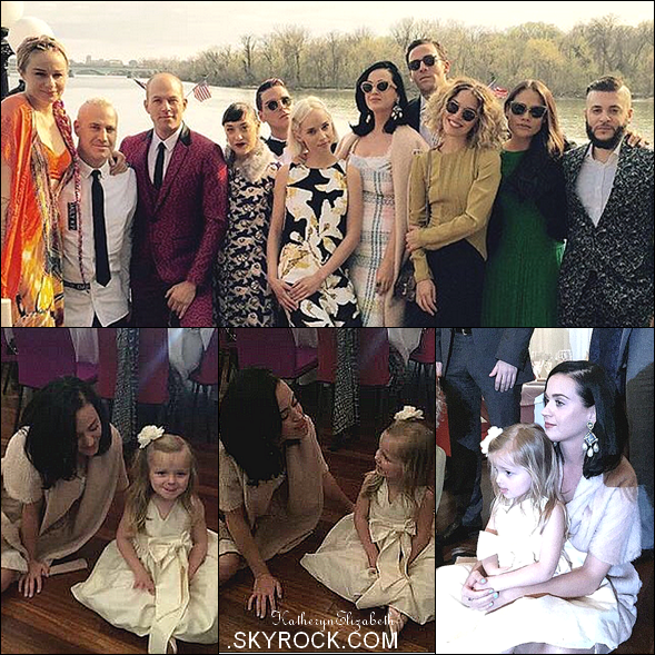 +  03.04 : Katy & Dolly Parton // 28.03 : Korlando chez Mickey ! // 26.03 : Mariage à Washington