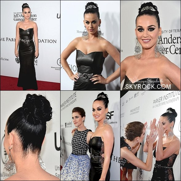 +  13.04 : Gala de Charité Parker // W-E 1 : COACHELLA // CoverGirl : The Katy Kat Collection