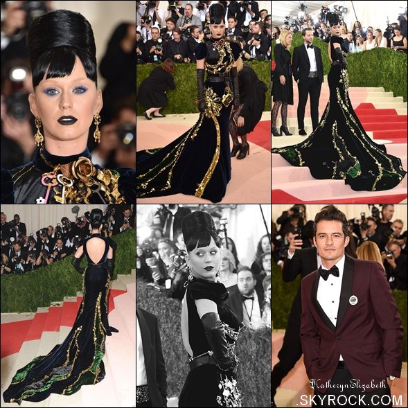 02.05 : Met Gala 2016 // Lunch Party : The Katy Kat Collection // 21.04 : Donnorschoose.org