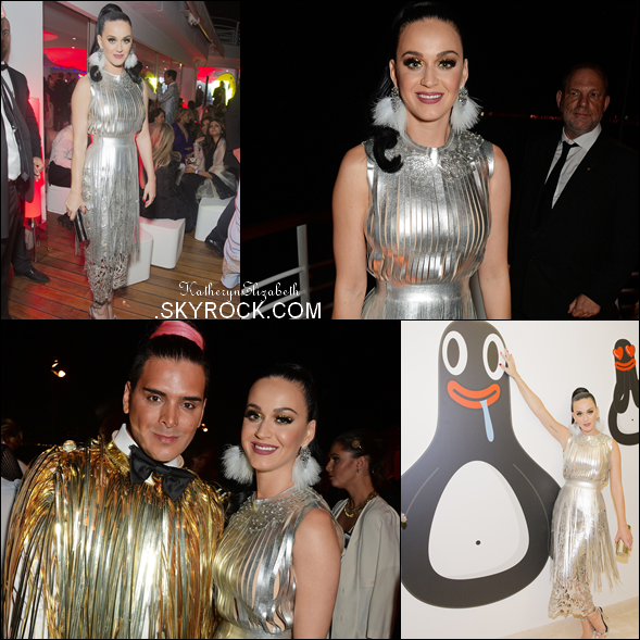 +  26-27.05 : Katy & L'UNICEF au Vietnam // 19.05 : After-Party -  Festival de Cannes // + INFOS