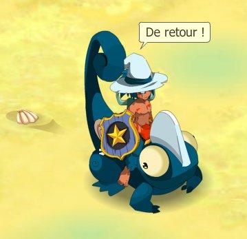 Petit Retour !!