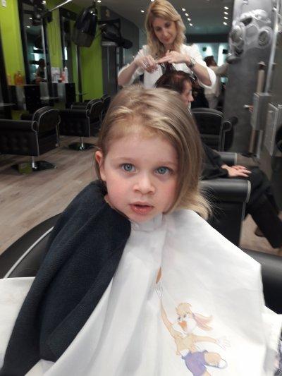 1er coiffeur!