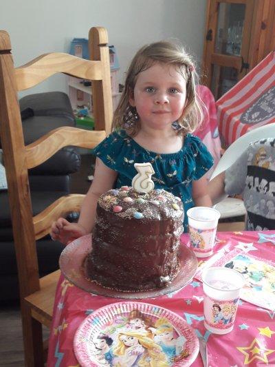 3 ans de Lilou