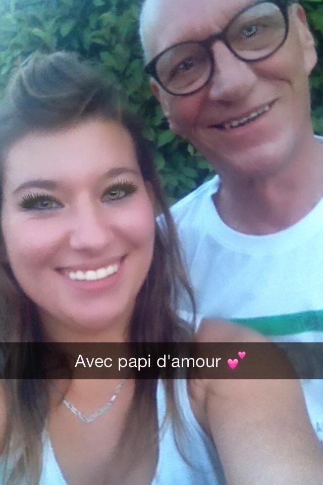 Mon papy d'amour et moi