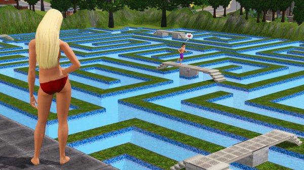 Nouveau site : Les Sims 3 Consoles !