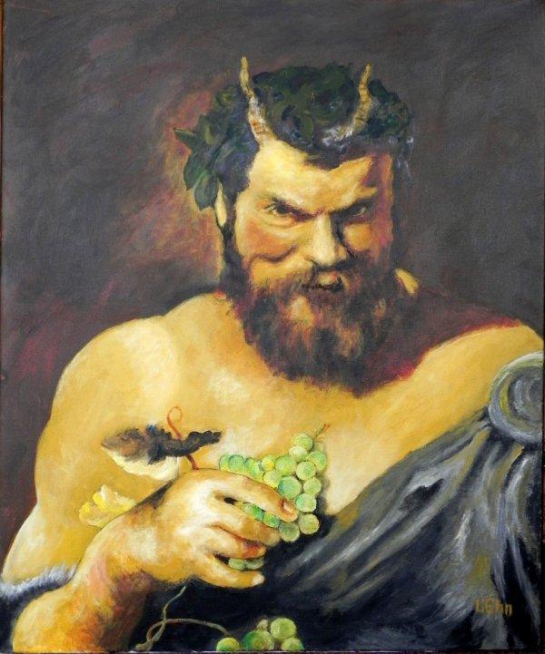 Le Satyre de Rubens