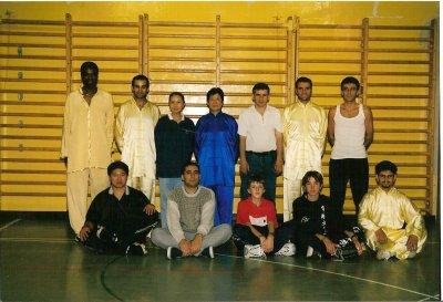 1999 - Stage de Xin Yi Liu He Quan avec maître Lü Yuan Zhi en Suisse .