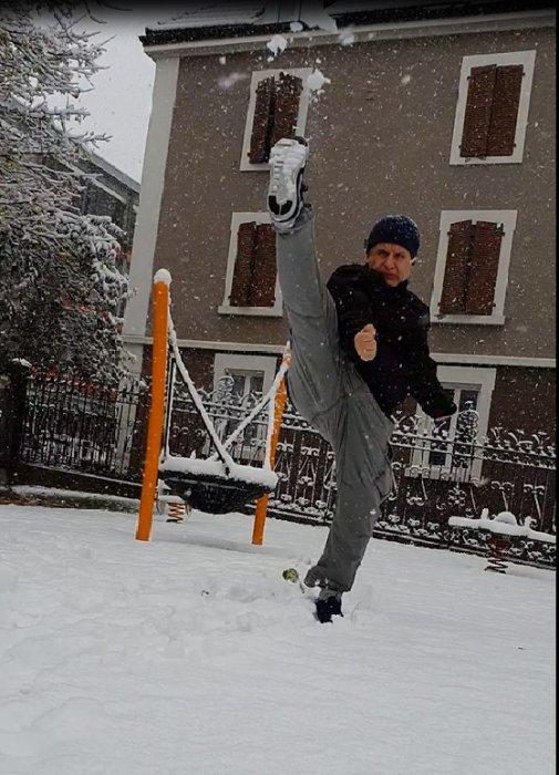 Shaolin&Xin Yi Quan Kung-Fu club de La Chaux-de-Fonds(Suisse)