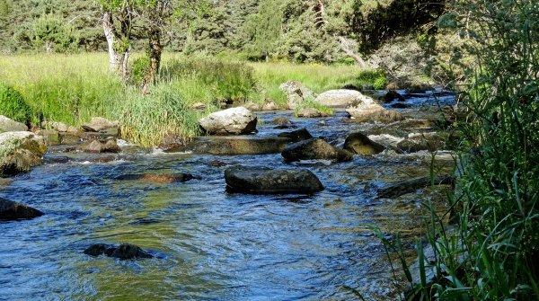 Rivière  La RIMEIZE