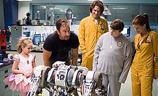 0043 ♪ Zoom : l'Académie des super-héros