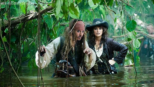0052 ♪ Pirates des Caraïbes : La Fontaine de jouvence