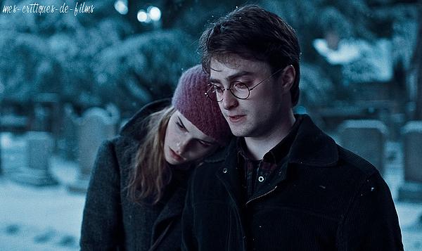 0060 ♪ Harry Potter et les reliques de la mort – part 1