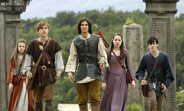 0063 ♪ Le Monde de Narnia : Le Prince Caspian