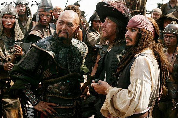 0070 ♪ Pirates des Caraïbes : Jusqu'au bout du monde