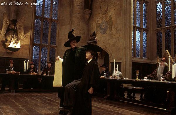 0095 ♪ Harry Potter à l'école des Sorciers