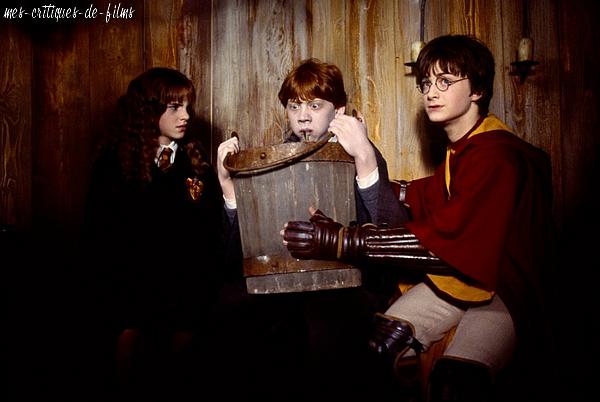 0096 ♪ Harry Potter et la chambre des secrets