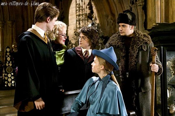 0099 ♪ Harry Potter et la Coupe de Feu