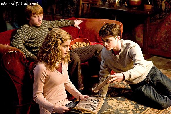 0104 ♪ Harry Potter et le Prince de Sang Mêlé
