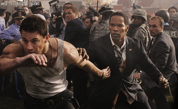 0111 ♪ White House Down
