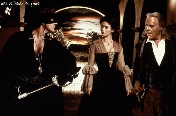 0126 ♪ Le masque de Zorro