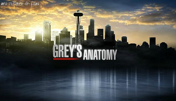 Série - Grey's Anatomy
