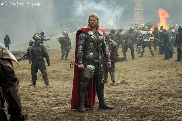 0131 ♪ Thor : Le monde des Ténèbres