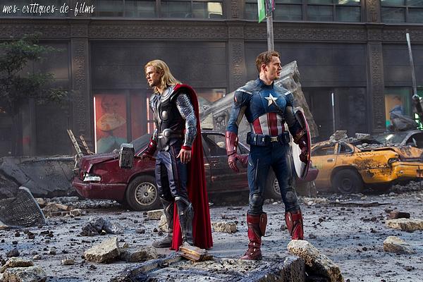 0132 ♪ Avengers