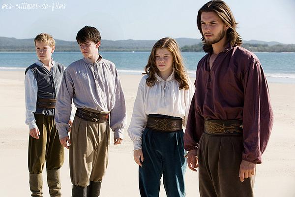 0143 ♪ Le Monde de Narnia : L'Odyssée du Passeur d'aurore